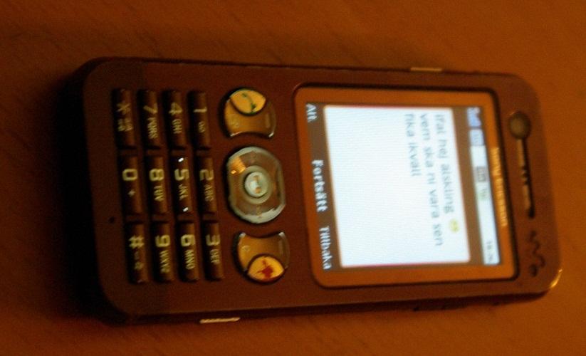 sätt in pengar via sms
