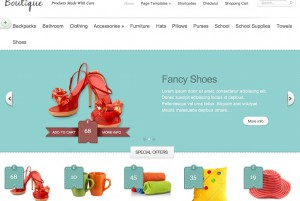 elegant themes boutique